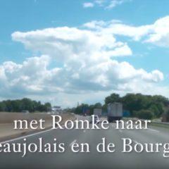 Film over mijn reis naar de Bourgogne en de Beaujolais
