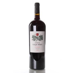 Château Coupe-Roses Magnum Les Plots 2016 Minervois Rouge