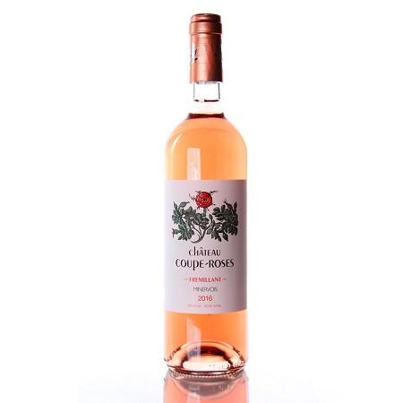 Château Coupe-Roses Frémillant 2017 Minervois Rosé
